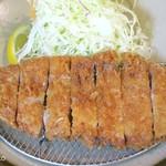 とん亭 - 料理写真:青森三沢SPF豚のロースかつ上160g