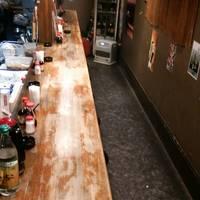 釧路食堂 - 1Fカウンター席