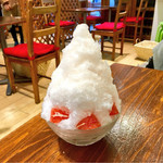 62116558 - ルビーグレープフルーツかき氷