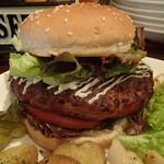 Bar Reveur - ハンバーガー