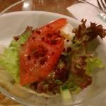 カフェ 英國屋 - [料理] サラダ アップ♪w