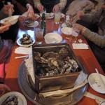 ピサロ - 牡蠣の料理