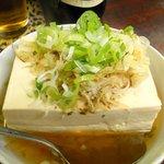 政屋 - おでん豆腐