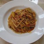 ヴィヴァーチェ - ハンガリー国宝マンガリッツアポークのラグソースのスパゲティ