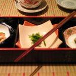 彩箸 - お漬物