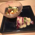 62120427 - 季節の小鉢二種