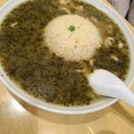 62120917 - 名物 スープ炒飯