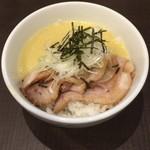 麺屋りゅう - 週替わり丼(とろろチャーシュー丼)