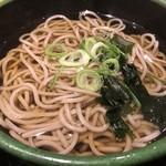 阪急そば若菜 -
