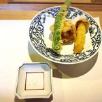 居様 - 天ぷらも油が新しくサクサク