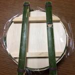 62129079 - ます寿司2段 ※しめられています