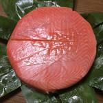 鱒の寿し まつ川 - ます寿司2段 ※カッチリしまってます