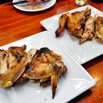 サバイ ジャイ タイランド - タイ風焼き鳥