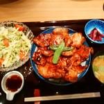 神楽坂 料理 やま本 - 特製豚丼