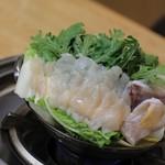 常盤木 - 名物ふぐ豆腐(1人前)