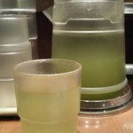62131562 - 飲み物は緑茶