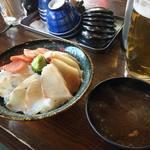 62133242 - サービス丼(3色) 1,000円