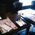 まさらダイニング - [内観] 店内 テーブル席 ①