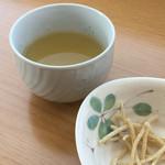 62136332 - 蕎麦茶、蕎麦菓子