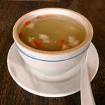 台湾料理故宮 - 薏芢湯