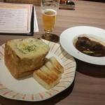 ル・ボナール - 名鉄トヨタホテルの6階のレストランフロアにある「ル・ボナール」さんで夕食