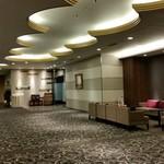 ル・ボナール - 名鉄トヨタホテルの6階のレストランフロアの様子