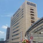 ル・ボナール - 豊田市駅前の名鉄トヨタホテルの外観