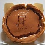 焼きたてチーズタルト専門店PABLO - チョコチーズタルト1200円