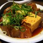 62139722 - 牛すぎ豆腐煮 518円