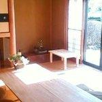 カフェ トピナンブール - 畳の和室