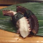 寿し 甚きち - (2013年1月)蛸