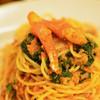 マルゲリータ - 料理写真:ズワイガニのトマトクリームソース