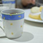幸せのパンケーキ - セットのコーヒー