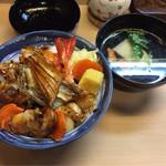 62144400 - にもの丼 ¥1,150-