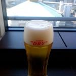 桜茶寮 - 生ビール