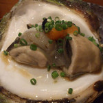 寿し 甚きち - (2013年7月)岩牡蠣
