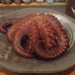 寿し 甚きち - (2013年7月)地蛸