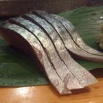 寿し 甚きち - (2013年7月)〆鯖
