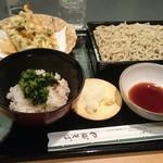 やぶそば - 菜の花膳1836円