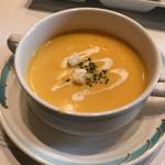 ビフテキのカワムラ - スープ