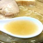 62147237 - 味噌らぁめん【スープ】