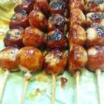 五王製菓 - 料理写真:みたらし