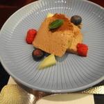 日本料理 大和屋三玄 - チョコレートムース