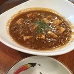 ちぃりんご - カキ麻婆豆腐
