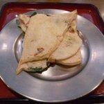 TACCO PIRE (タコピアフェスタ味楽街) - いかやき ¥200