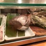 寿し 甚きち - (2015年2月)北海道のホッキ貝