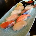 味処 こいけ鮨し - 料理写真:ゆうべつ