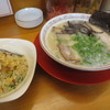 盛多や - 料理写真:ラーメンセット750円