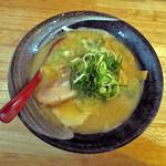 麺屋 絆 - 鶏白湯