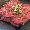 南山 - 料理写真:満腹ハラミ定食1320円